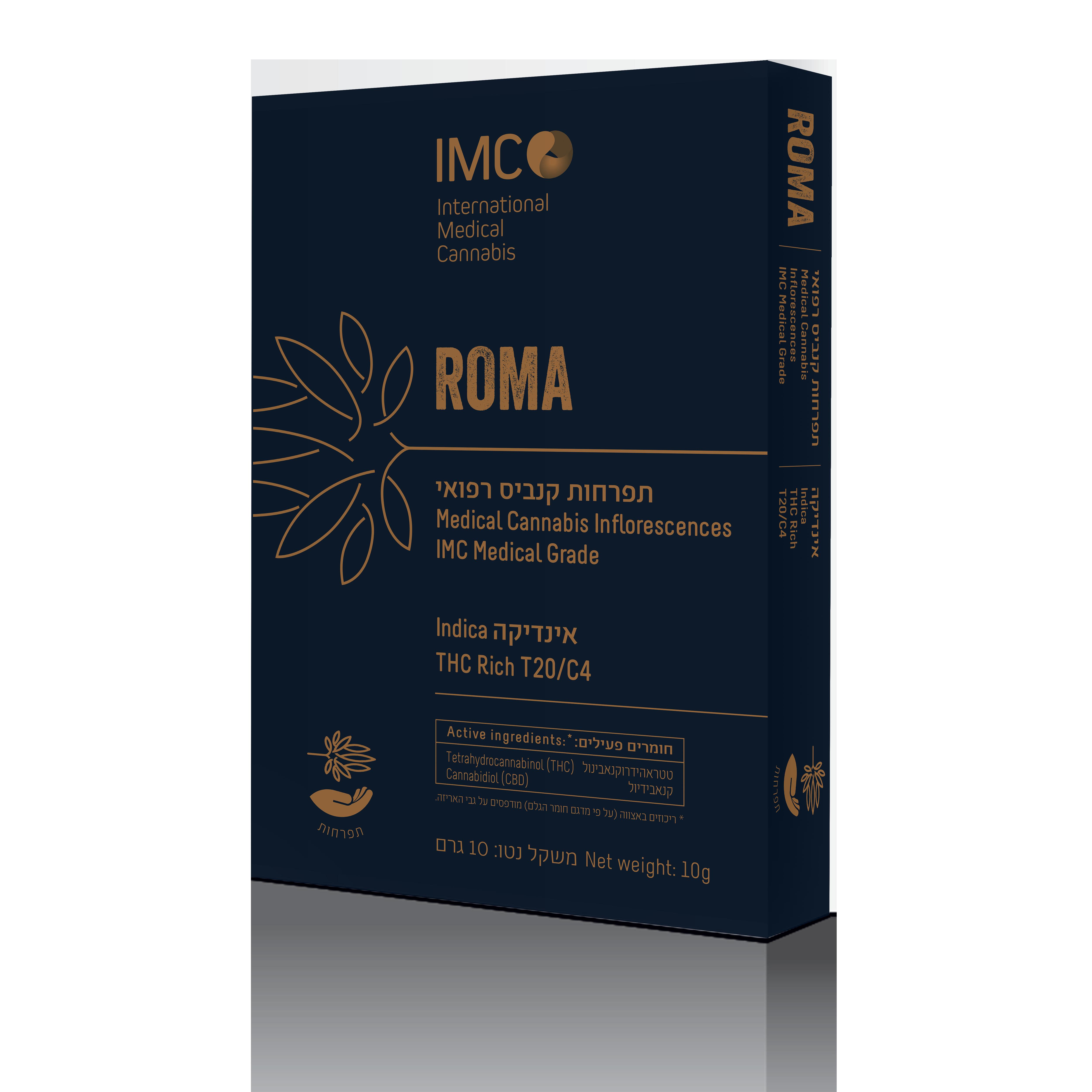 ROMA - Inflorescences