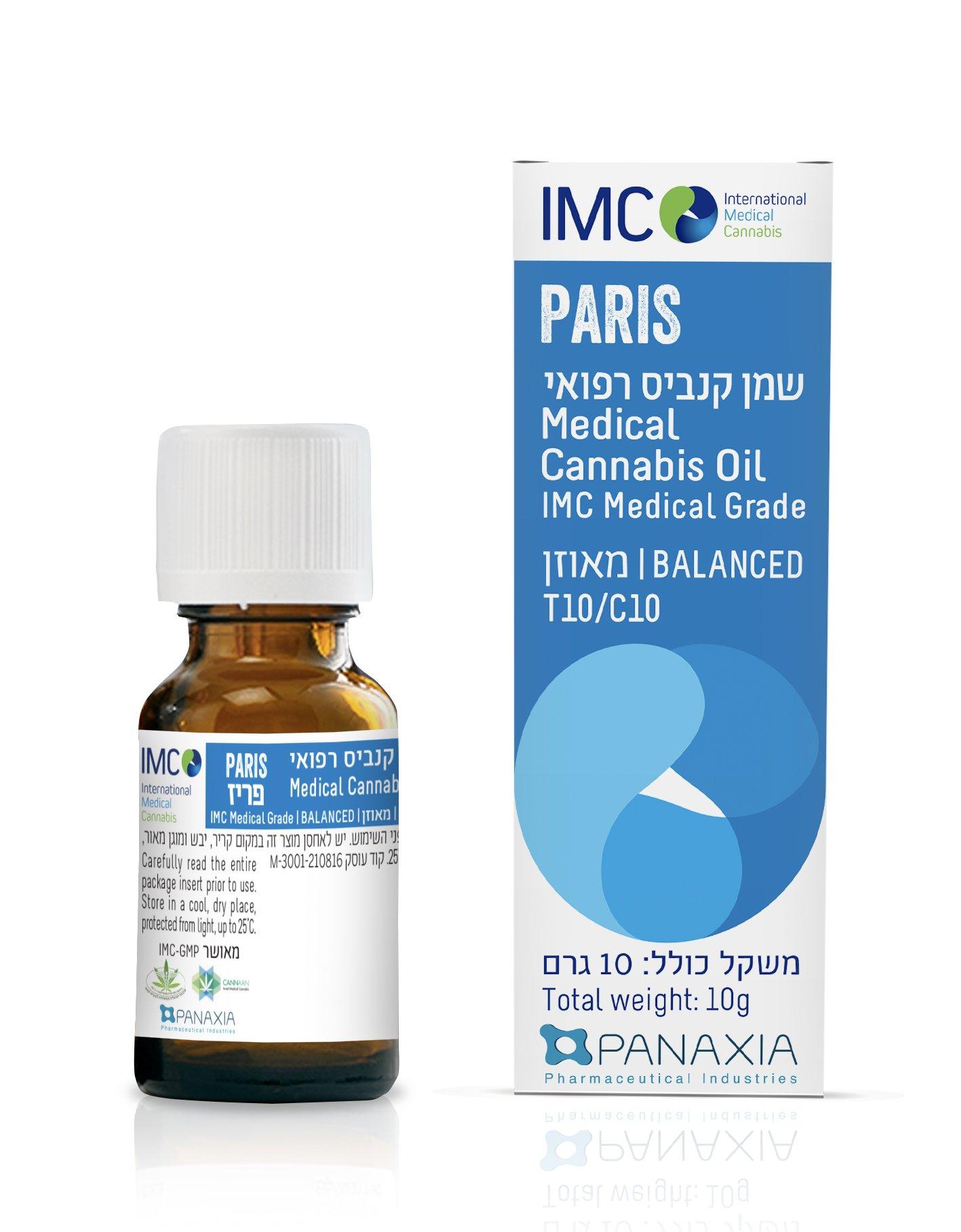 PARIS OIL -