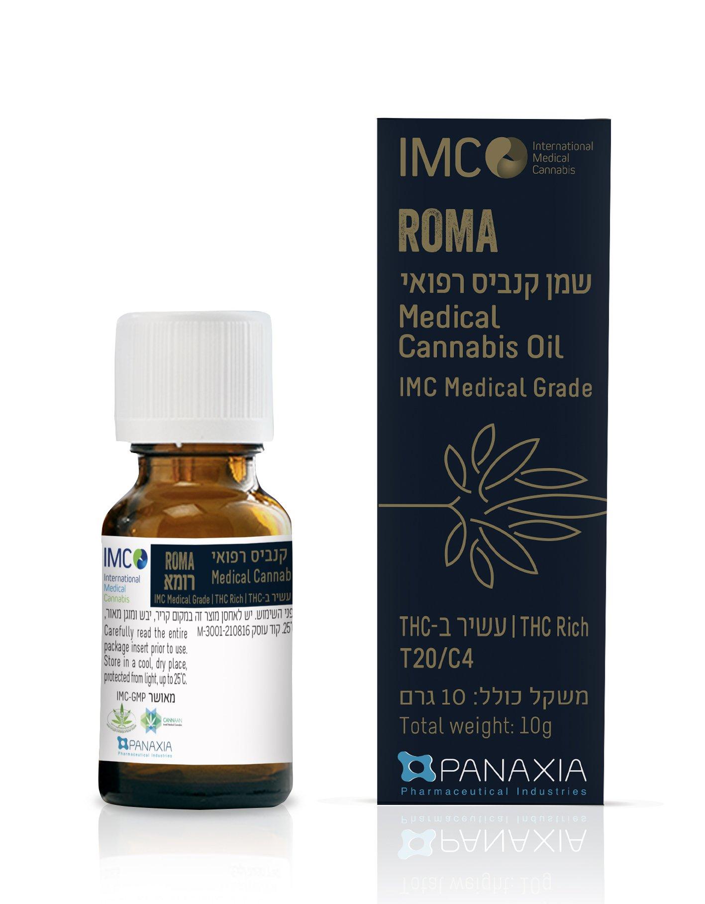 שמן ROMA -