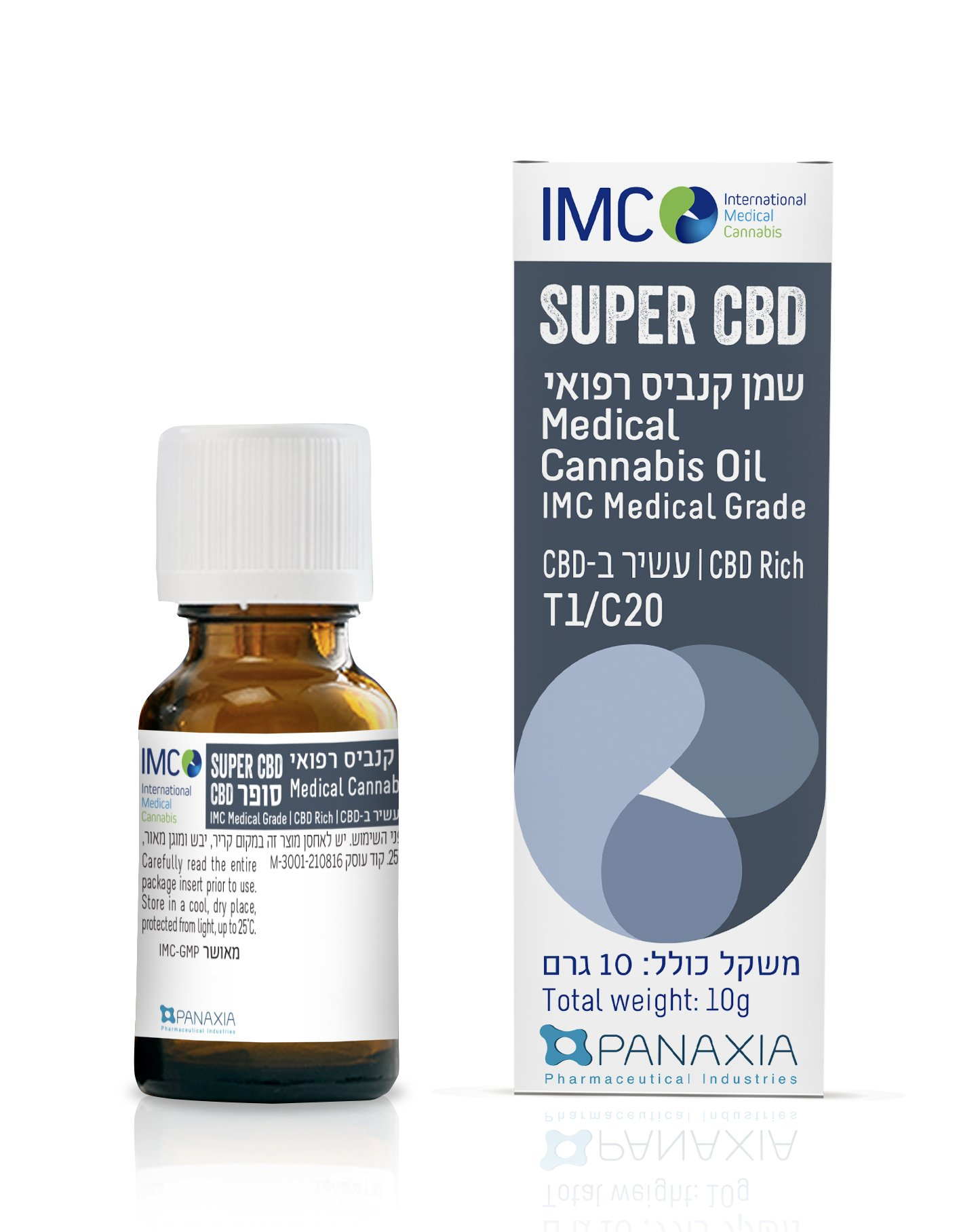 שמן SUPER CBD -