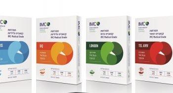 IMC מציגה את תוצאות הסקר הקליני על זני הקנאביס הרפואי שלה והשפעתם בטיפול ובהקלה על סימפטומים של מצבים בריאותיים מגוונים